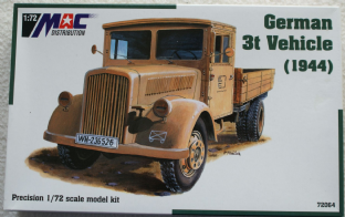 MAC 1/72 72064 Opel Blitz Late War